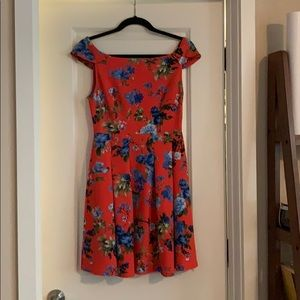 Painted Threads Floral Dress from Nordstrom